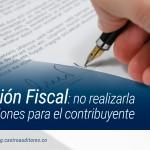 Conciliación Fiscal: no realizarla implica sanciones para el Contribuyente