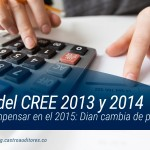 Pérdidas del CREE 2013 y 2014 sí se podían compensar en el 2015: Dian cambia de posición | Blog de Castro Auditores