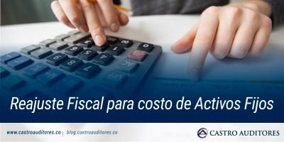 Reajuste Fiscal para costo de Activos Fijos | Blog de Castro Auditores