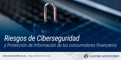 Riesgos de ciberseguridad y protección de información de los consumidores financieros | Blog de Castro Auditores