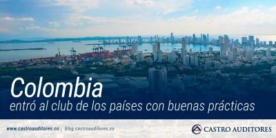 Colombia entró al club de los países con buenas prácticas | Blog de Catsro Auditores