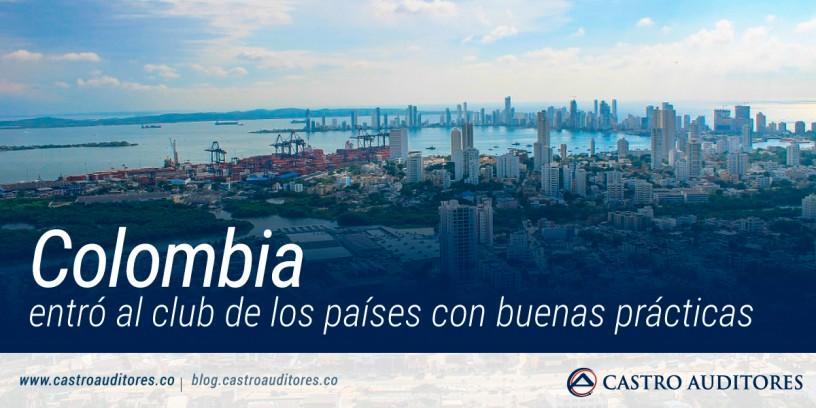 Colombia entró al club de los países con buenas prácticas   Blog de Catsro Auditores