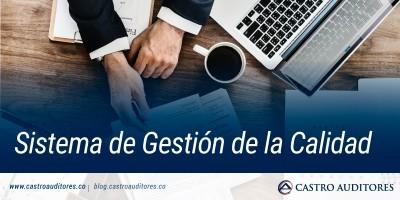 Sistema de Gestión de la Calidad | Blog de Castro Auditores