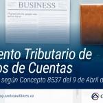 Tratamiento Tributario de Contratos de Cuentas en participación según Concepto 8537 del 9 de Abril de 2018 de DIAN | Blog de Castro Auditores