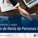 Plazos para presentar y pagar Declaración de Renta de Personas Naturales | Blog de Castro Auditores