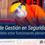 Sistema de Gestión en Seguridad y Salud en el Trabajo debe estar funcionando plenamente en 2019 | Blog de Castro Auditores