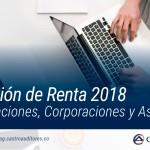 Declaración de Renta 2018 para Fundaciones, Corporaciones y Asociaciones | Blog de Castro Auditores