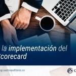 Pasos para la implementación del Balanced Scorecard | Blog de Castro Auditores