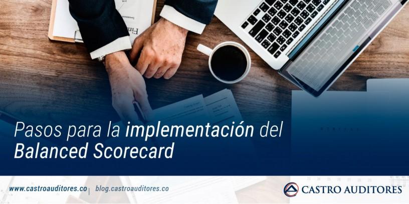 Pasos para la implementación del Balanced Scorecard   Blog de Castro Auditores