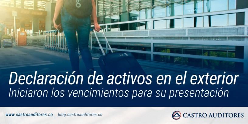 Declaración de activos en el exterior   Blog de Castro Auditores