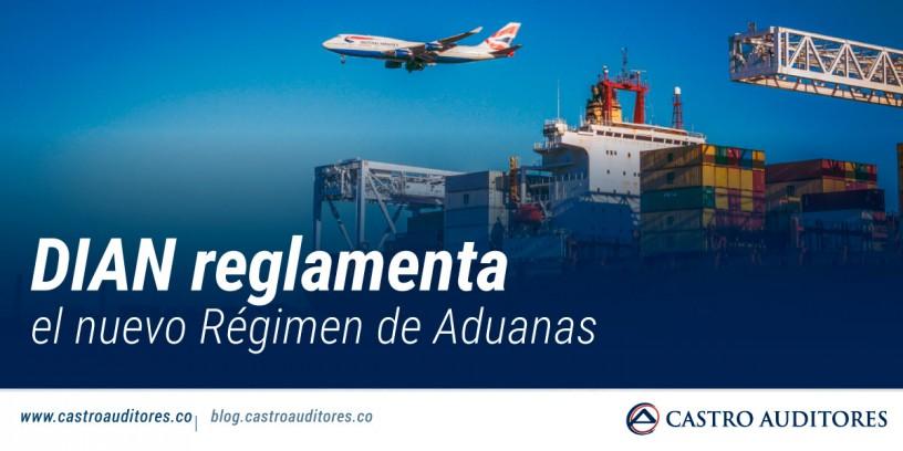 DIAN reglamenta el nuevo Régimen de Aduanas | Blog de Castro Auditores