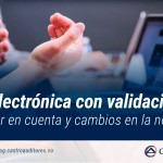 Factura electrónica con validación previa | Blog de Castro Auditores
