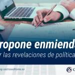 IASB propone enmiendas para mejorar las revelaciones de políticas contables | Blog de Castro Auditores