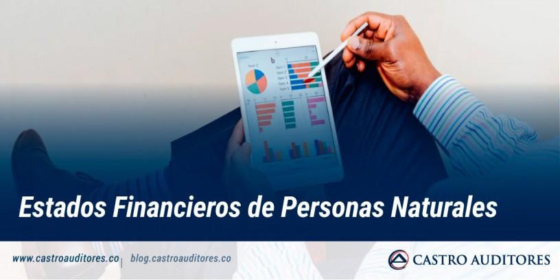 Estados Financieros de Personas Naturales | Blog de Personas Naturales
