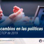 Control de cambios en las políticas contables. Concepto 886 CTCP de 2019 | Blog de Castro Auditores