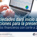 Supersociedades dará inicio a las capacitaciones para la presentación de los estados financieros con corte a 2019 | Blog de Castro Auditores