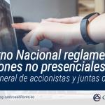 El Gobierno Nacional reglamenta las reuniones no presenciales de asamblea general de accionistas y juntas directivas | Blog de Castro Auditores